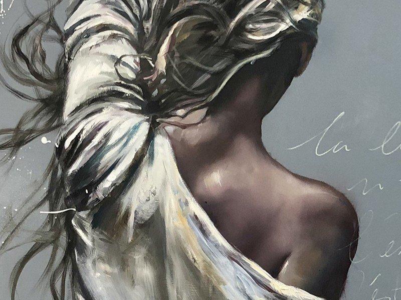 toile de Cécile Desserle