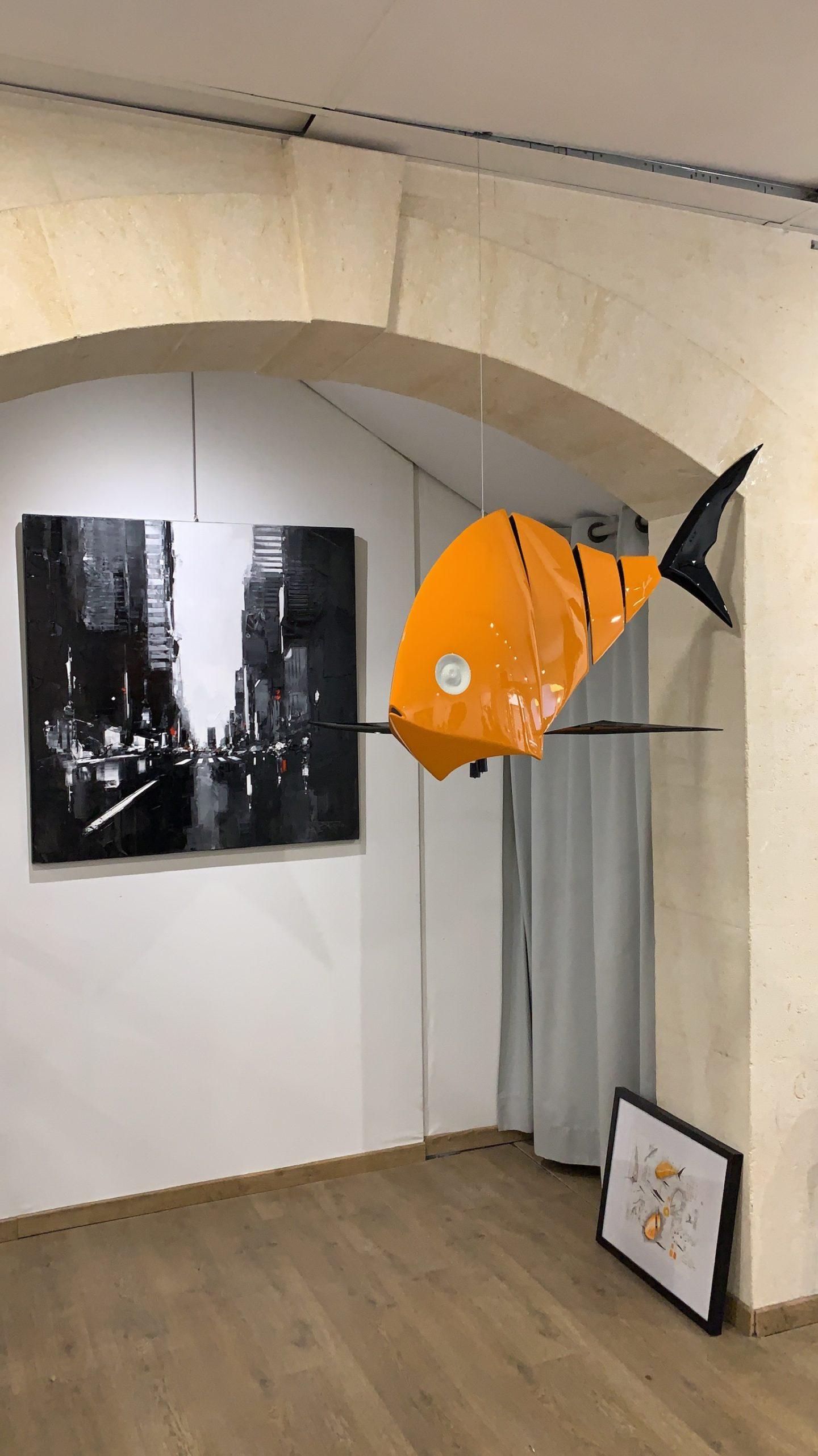 Aero Fish kevlaar