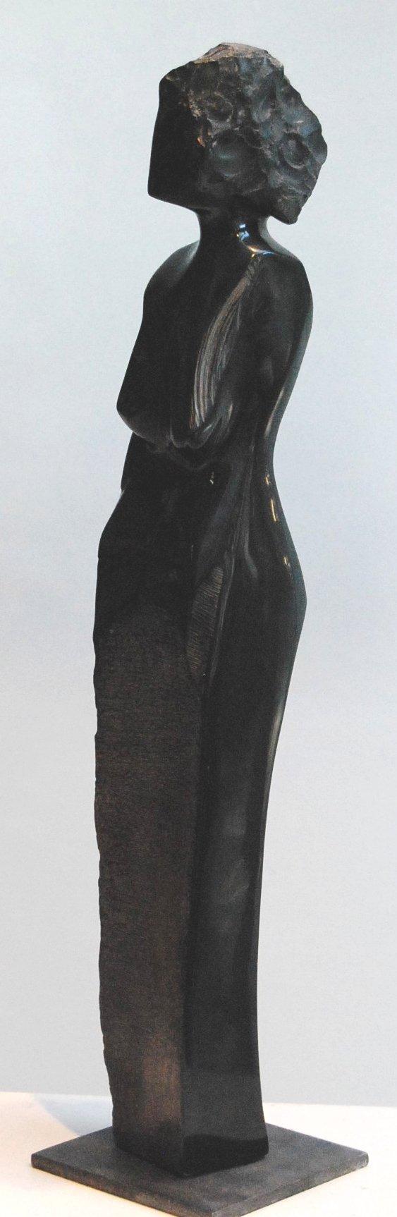 Alba Marbre noir
