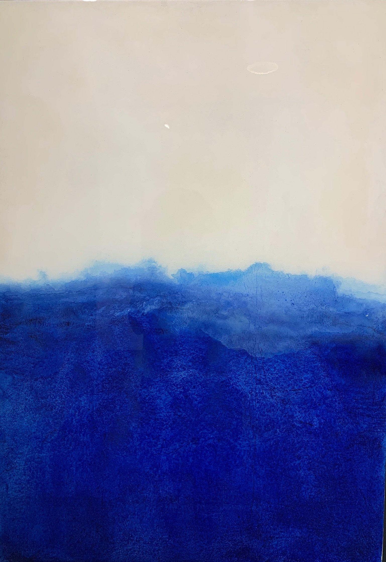 Bleu 100 x 70