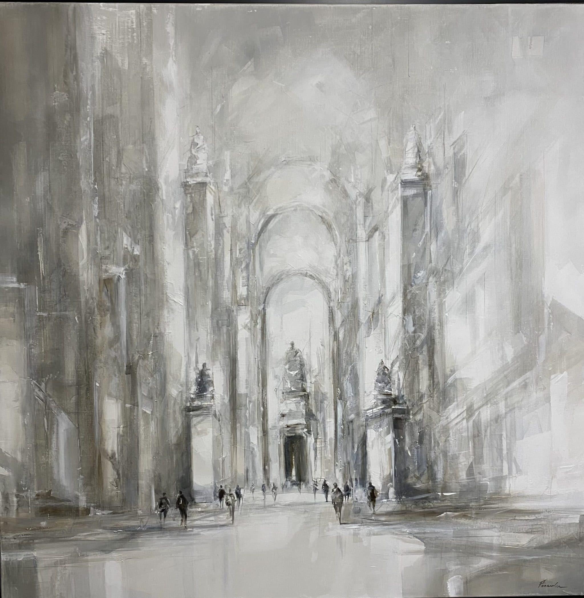 toile de Richard Poumelin