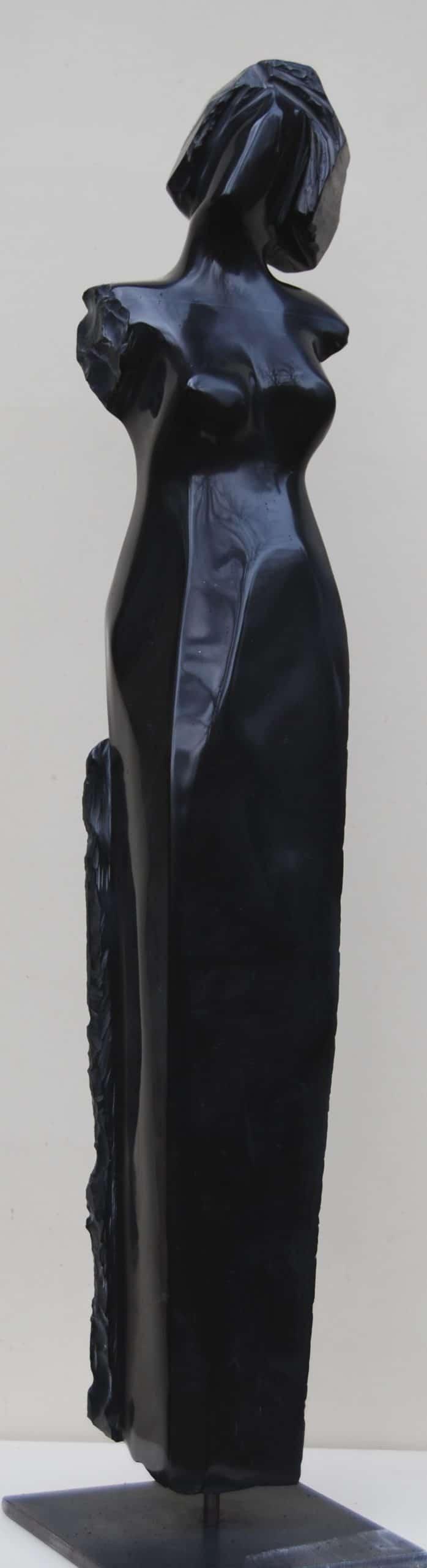 OPHELIE Marbre noir