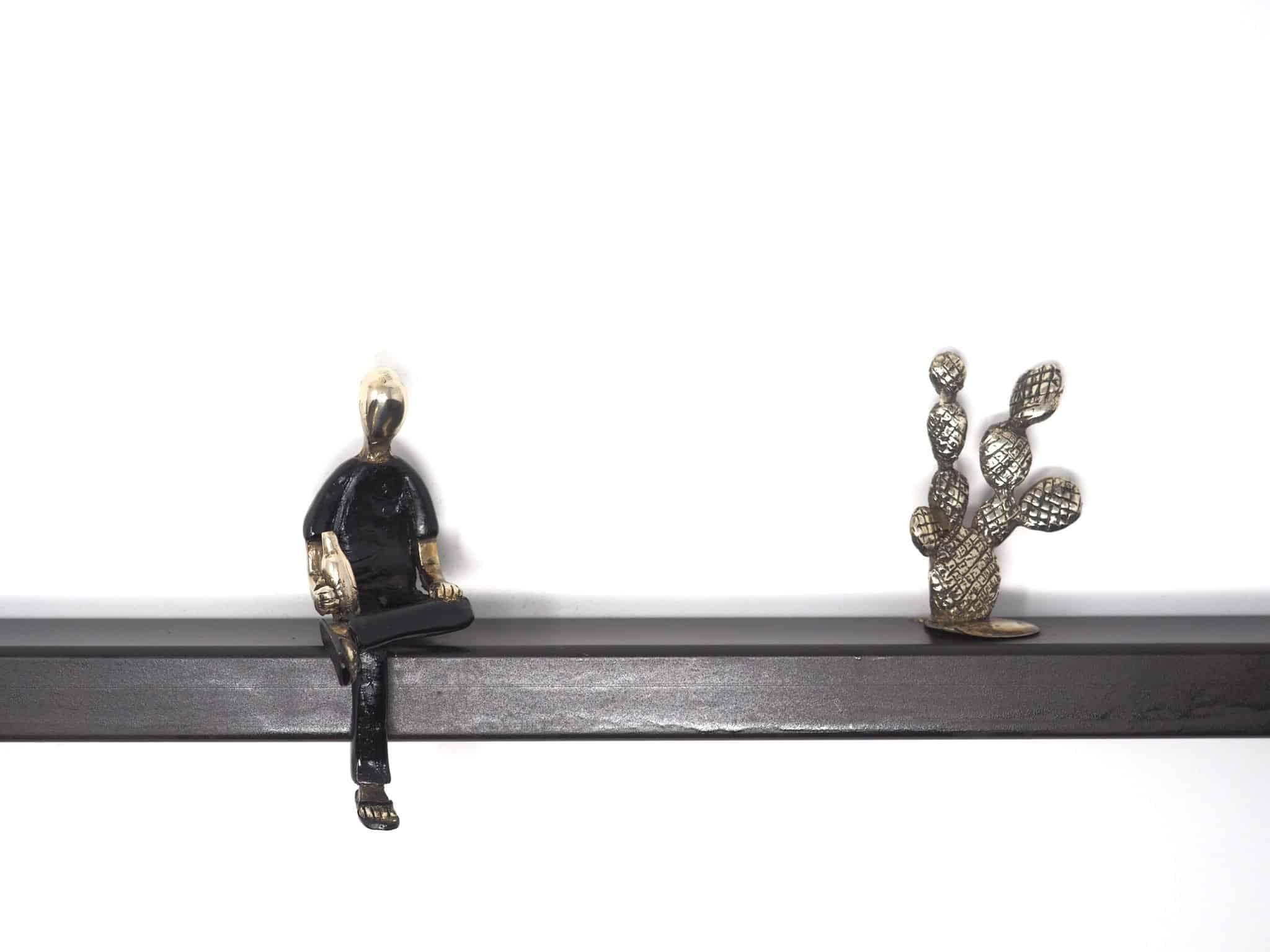 Untamed sculpture Mireia Serra