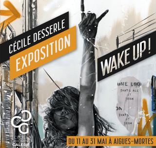exposition galerie Cécile Desserle