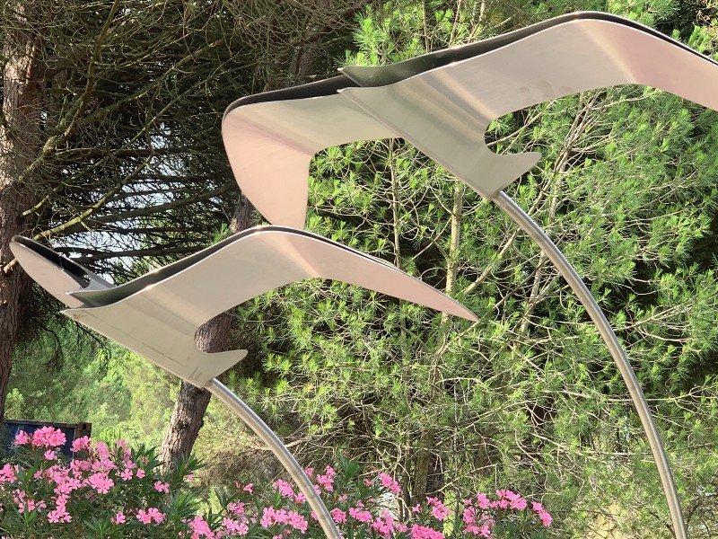 sculpture de Marcel Timmers