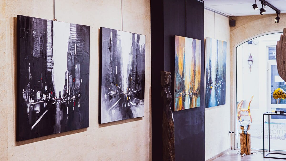 Cecile Chiorino Galerie Art
