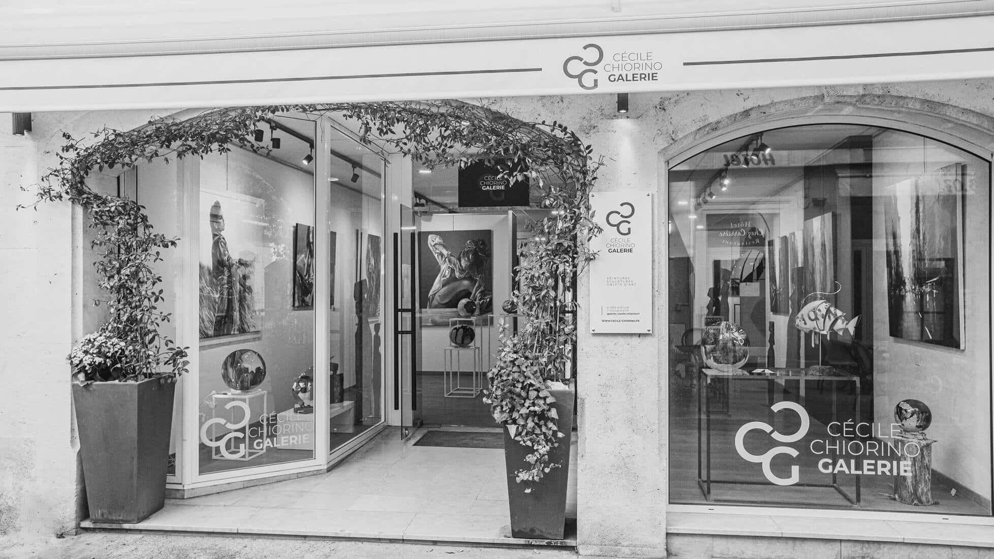 Galerie Cécile Chiorino Aigues-Mortes