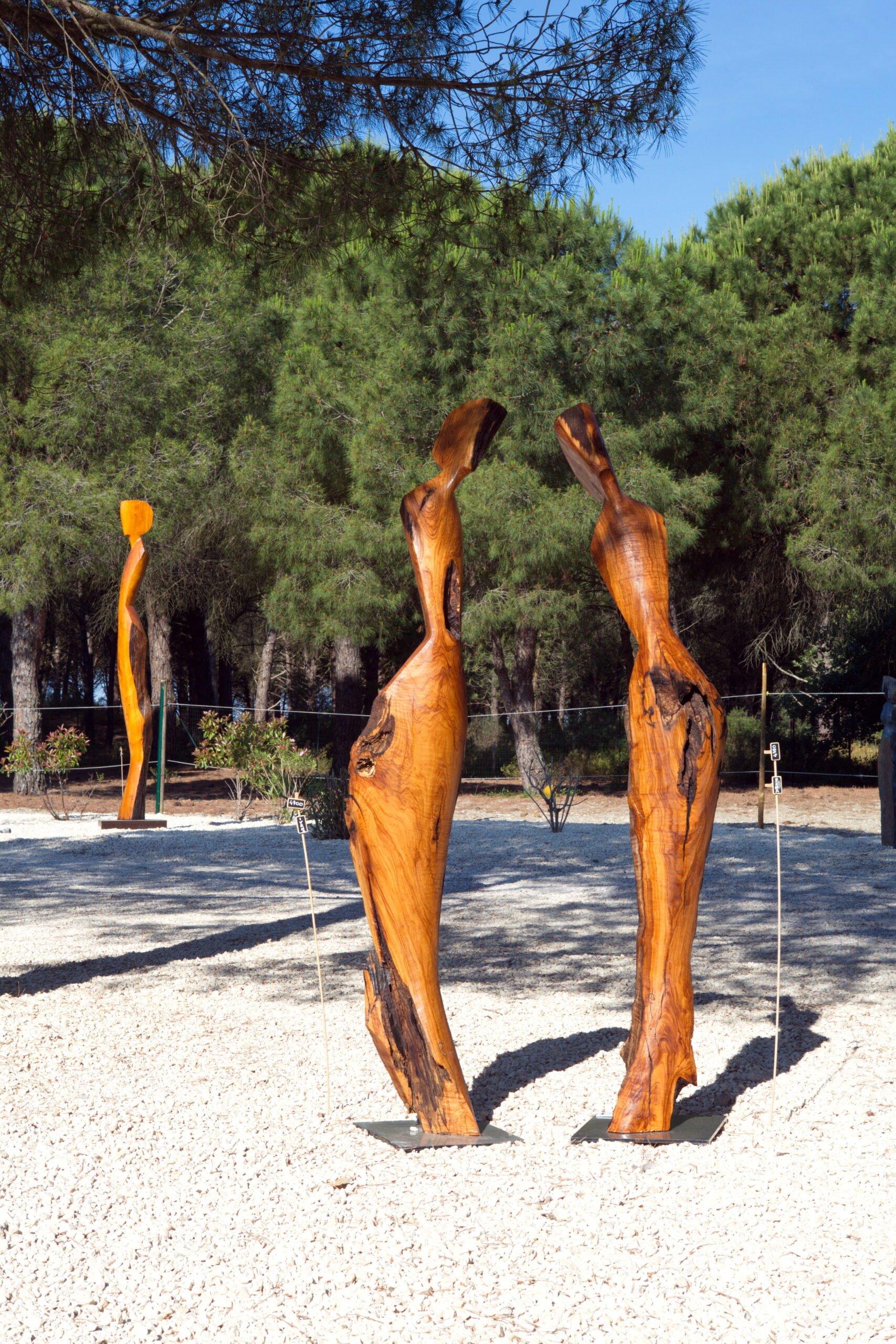 sculpture de Yann Eric Eichenberger